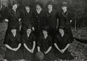 Basketball Team,1925