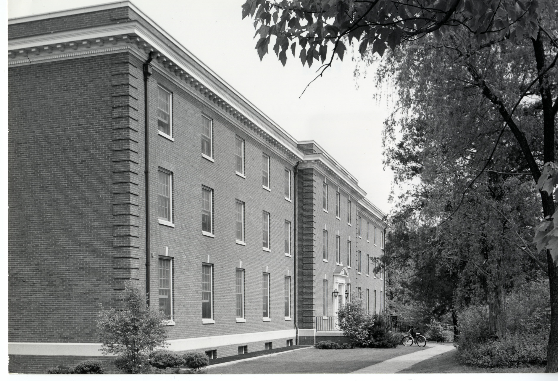 Bushnell Hall, December 21, 1964