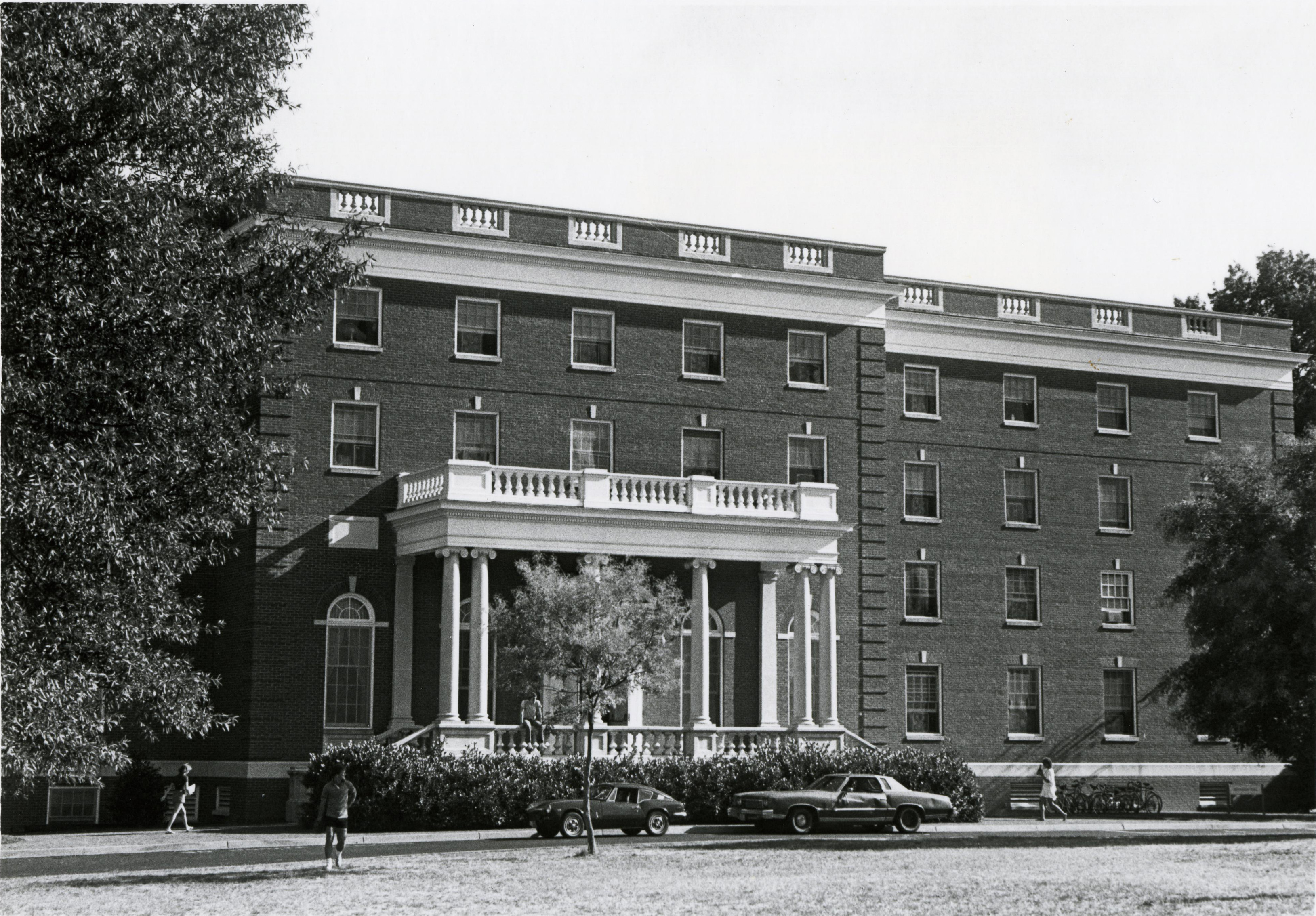 Jefferson Hall, n.d.
