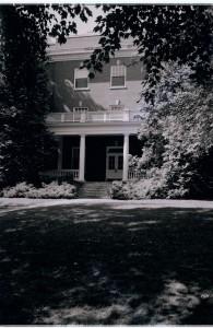 Madison Hall, 1966