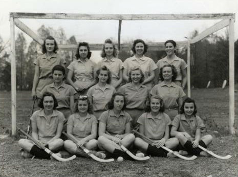 Team Then - Field Hockey 1940 Resized 1