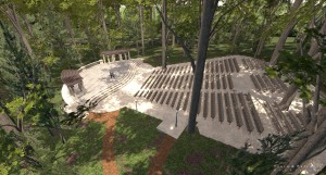 new amphitheater rendering