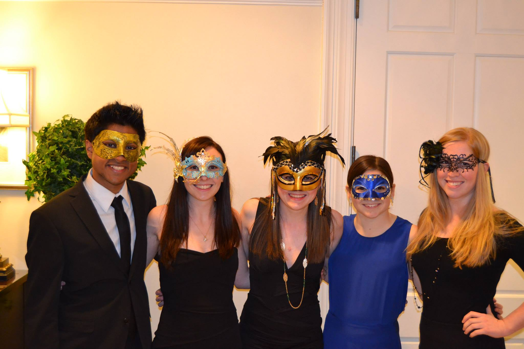 Junior Ring Dance, March 13, 2014
