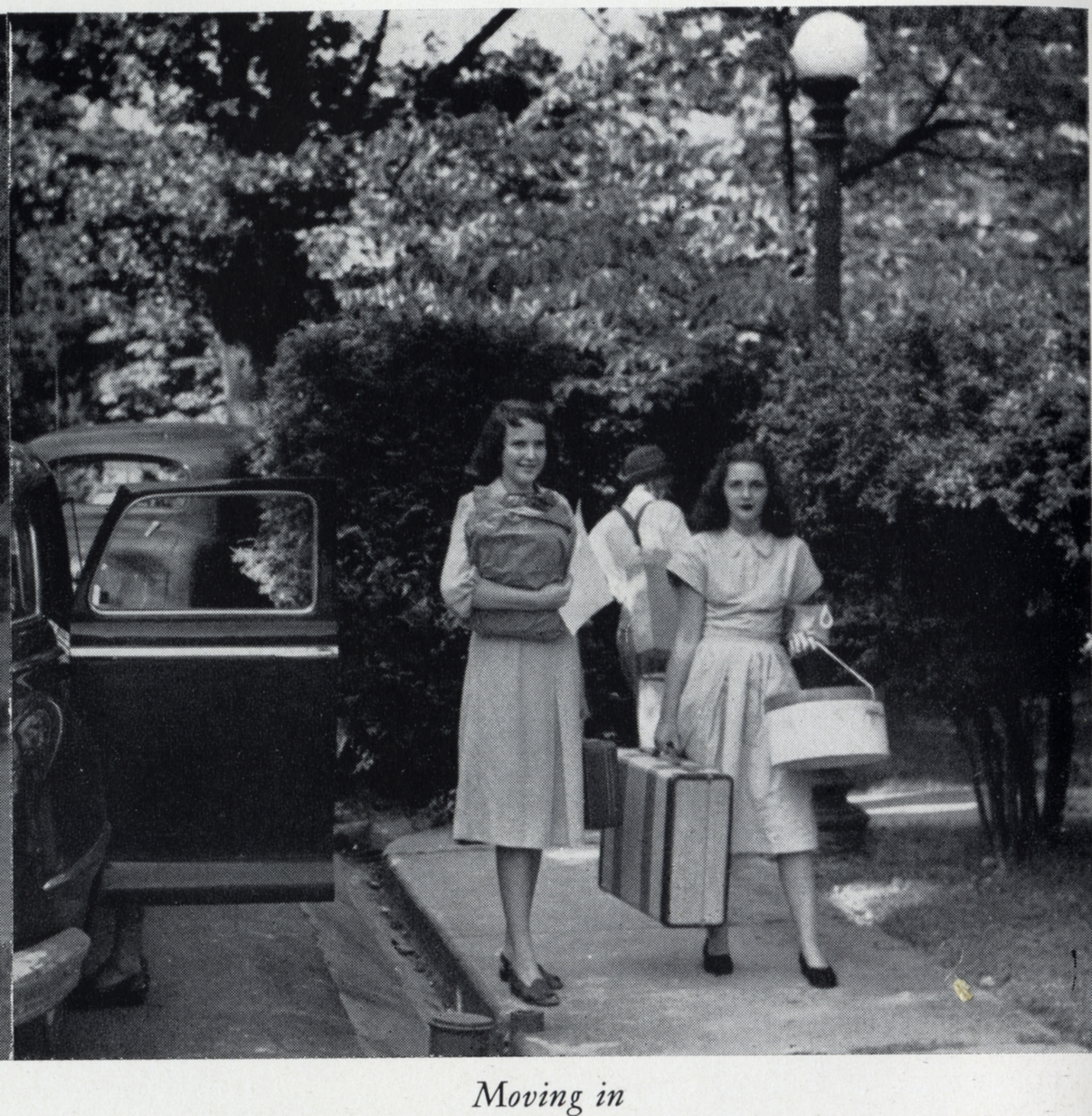 Move-In Day, 1948